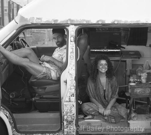 Happy Travellers
