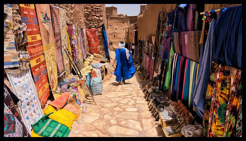 The Inhabitants of Ait Ben Haddou