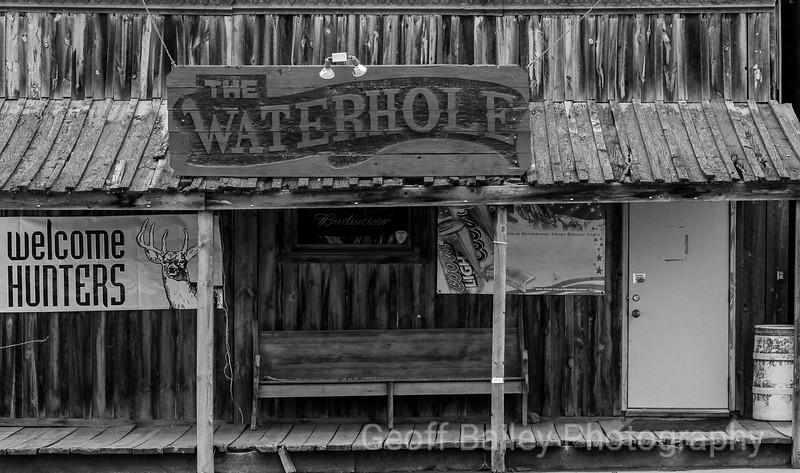 The Waterhole - Rhame, North Dakota