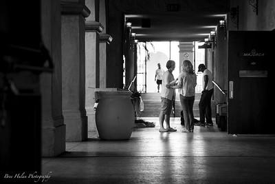 The Hallway Echos