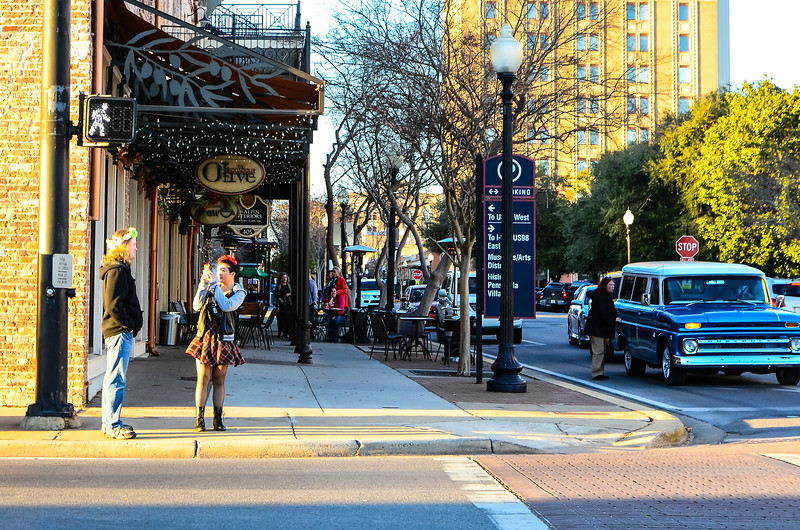 South Palafox Street, Pensacola 2014