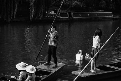 Canal Life, Cambridge