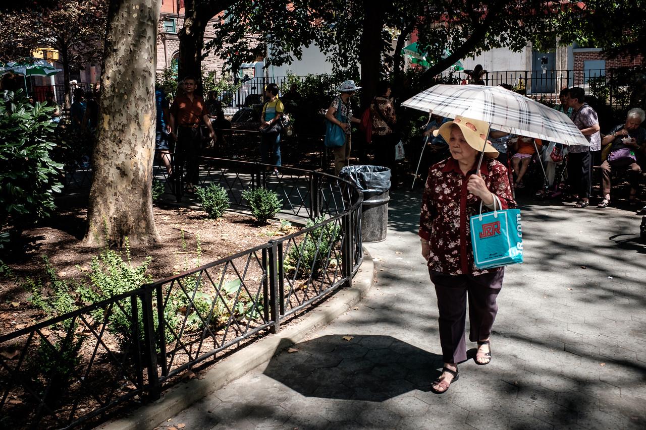 Chinatown | New York | August 2015