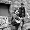 Guitar Player, Post Alley