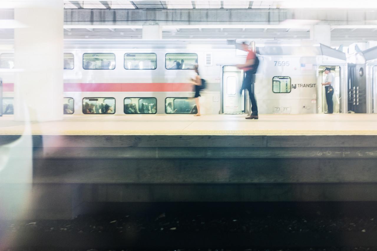 New York City Subway | August 2015