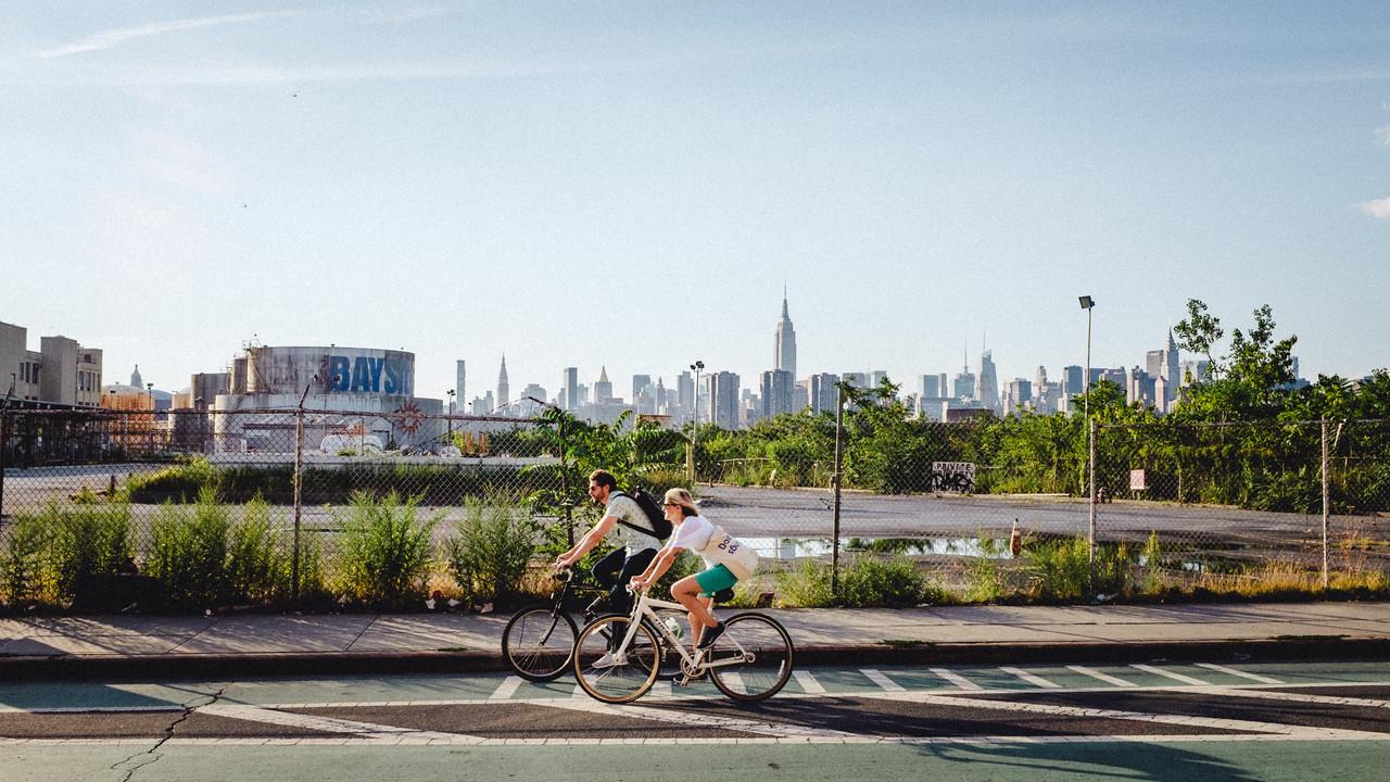 Brooklyn Riding | New York City, NY | August 2015