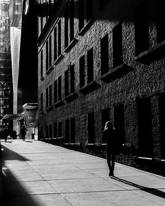 Lake Street - Morning Shadows