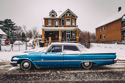 Old Blue (Detroit)