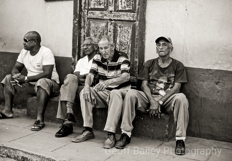 Cuban Gentlemen