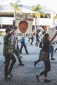 LAX Protest (Los Angeles)