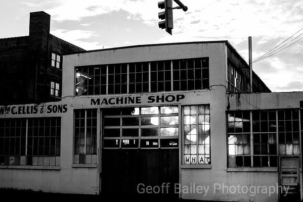 Machine Shop USA