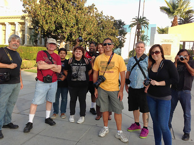 Scott Kelby Worldwide Photowalk. Downtown - Riverside, CA