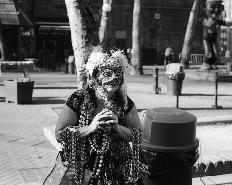 Fat Tuesday, Pioneer Square