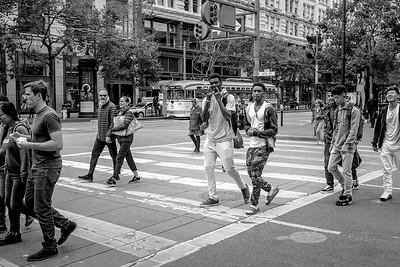 Streets of San Francisco, I