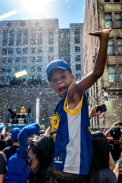 Warriors Parade 2017, II