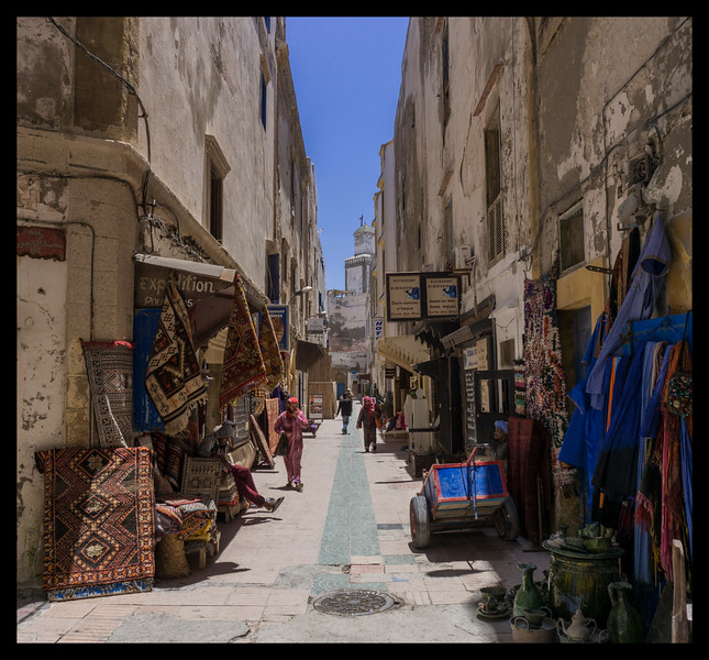 Off the beaten path in Essaouira