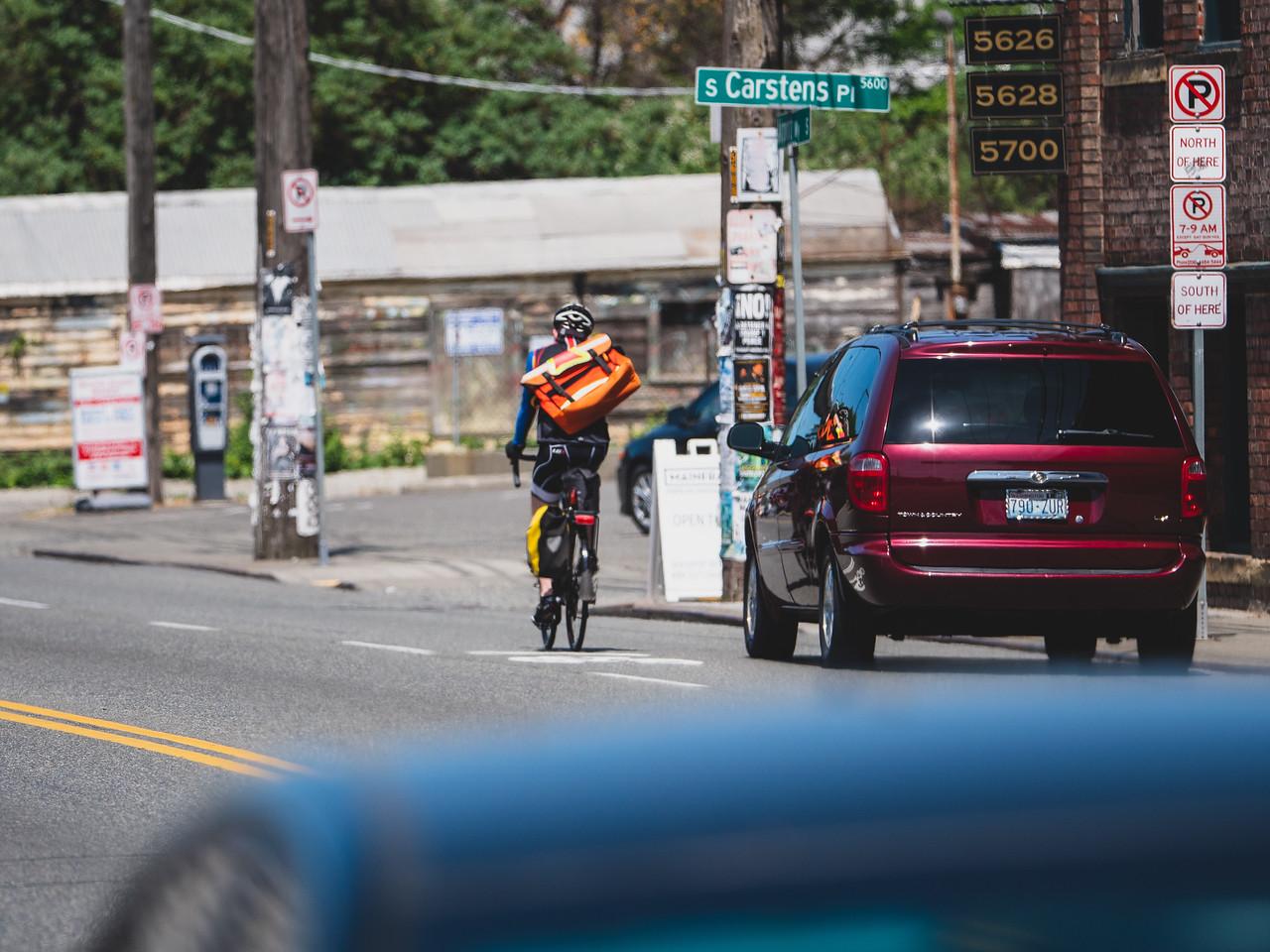 Rolling through Georgetown | Seattle, WA | May 2018