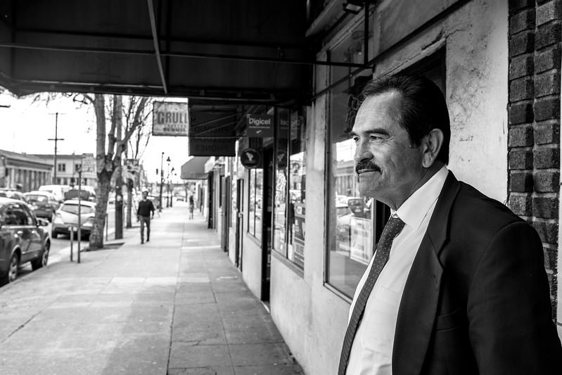 Jaime Jones, Before He Was Famous, Oakland