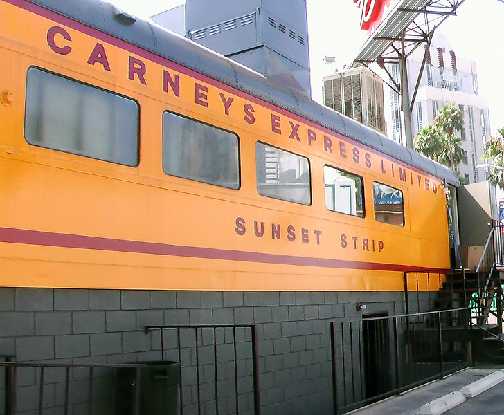 For those who like trains and Hot Dogs