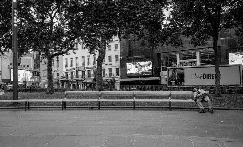 London, Leicester Square
