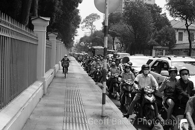 Vietnam Commuters
