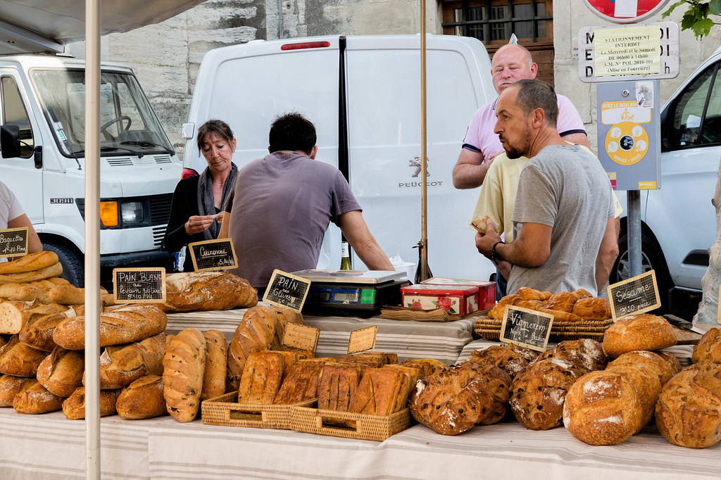 Market Day at Saint Remy