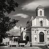 Iglesia Vega Baja B&W