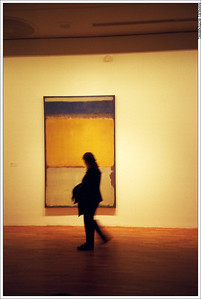 Crossing Rothko