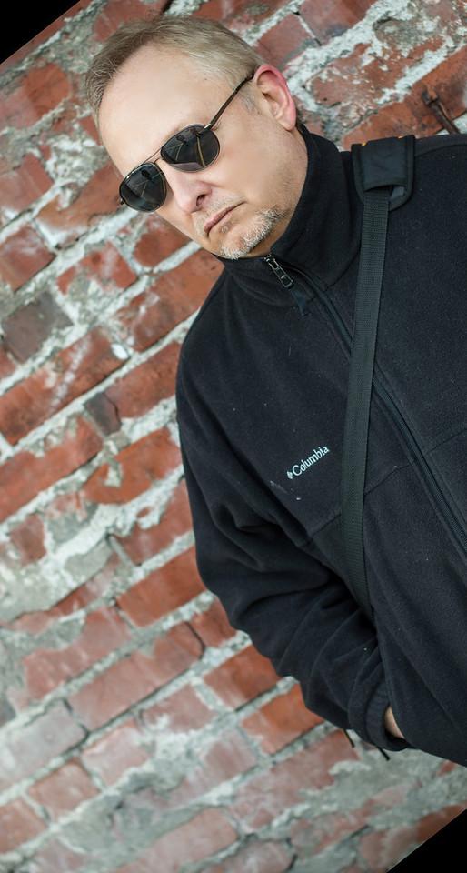 Me....taken by Dylan. - Bob  - Nikon Df, AFS 50mm 1.4... Shot at F. 2.0
