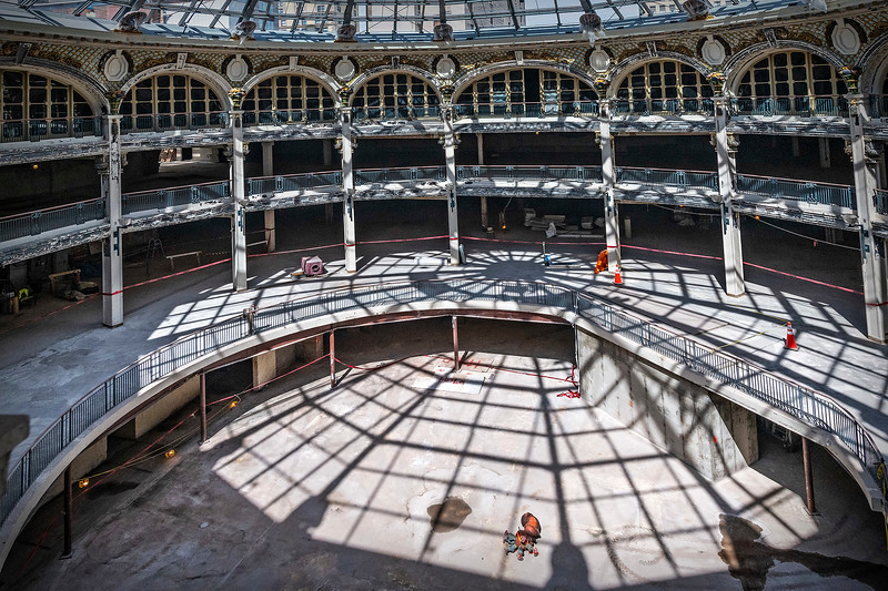 Dayton Arcade Renovation... 6-10-2019