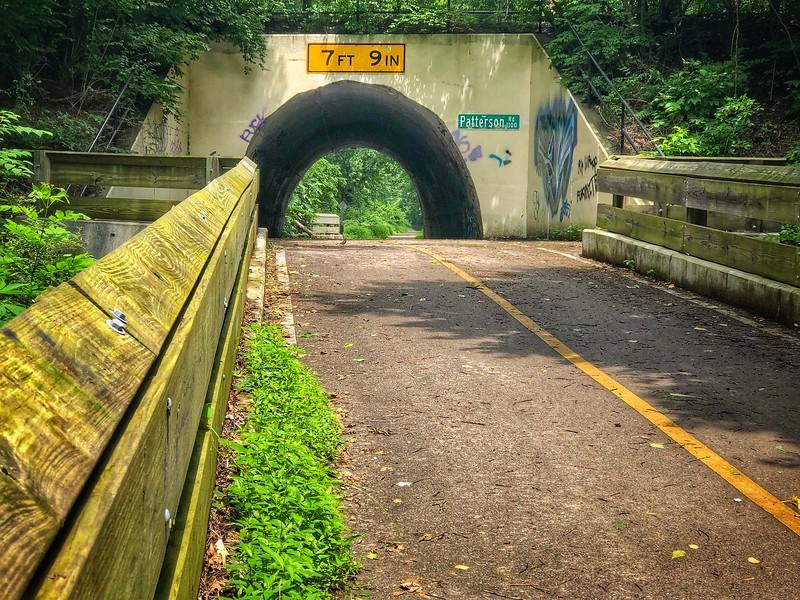 Patterson Road Bridge