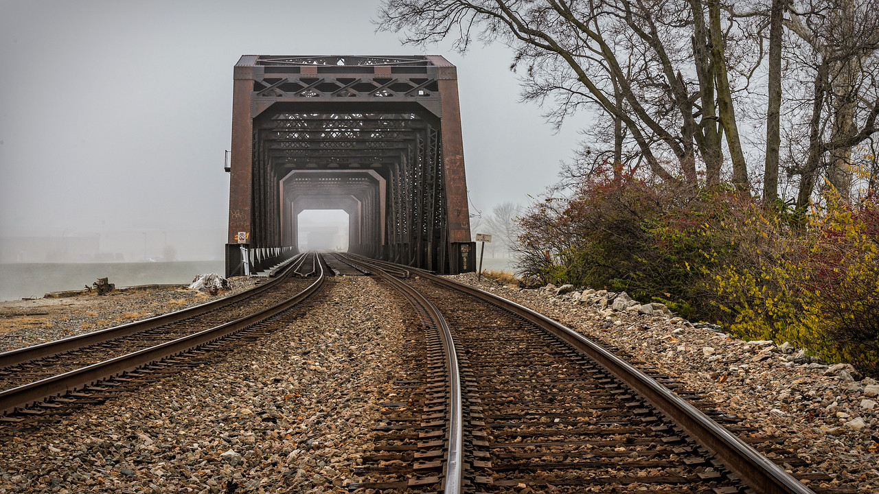 The bridge to the other side...