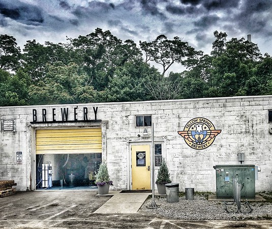 Some Brewery in Yellow Springs....