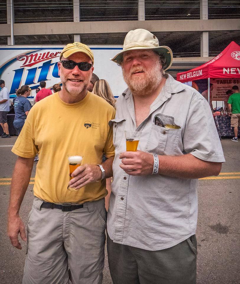 Let them drink Ale! (Alefest....8/29/2015)