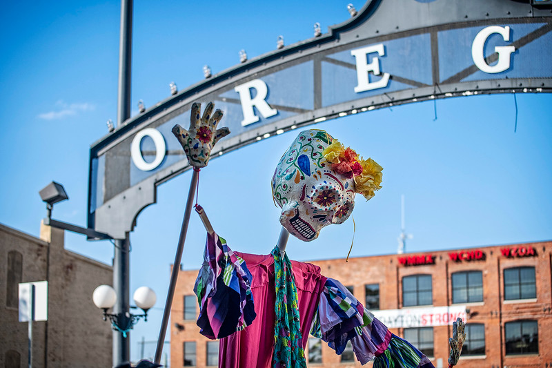 Dia de Muertos 2019, Dayton