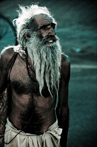 Old Man from Jaipur