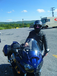 Dave loves his ex-John Lebo FJR1300