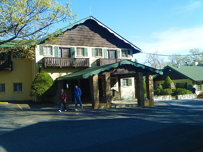 The Hotel Switzerland on the Blue Ridge Parkway.  We stayed there Thursday night.