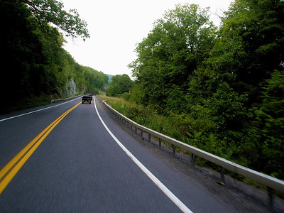 Traveling Route 52 in NY state...a great road