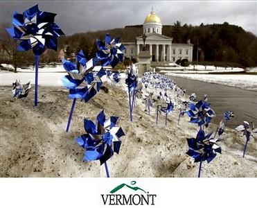 Vermont!