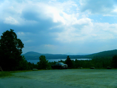 Seymour Lake off Vermont Route 111