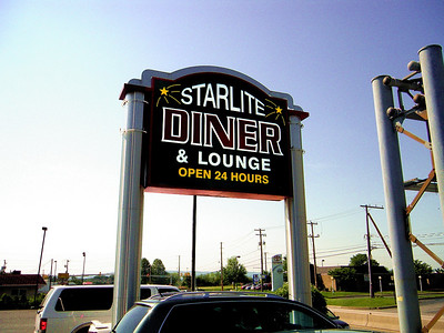 The Starlite Diner on Route 100 in Fogelsville where it all begins
