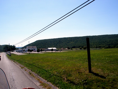 All good motorcycle rides lead to Heisler's Cloverleaf Dairy Barn