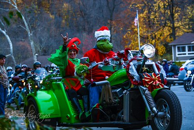 Tucker's Toy Run 2015