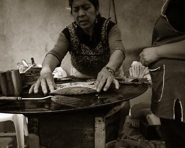 Comida de Calle Popocatépetl