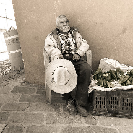 The Chile Vendor