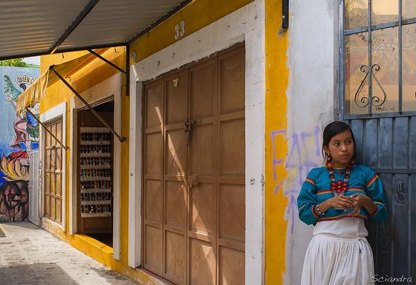 Huichol Girl