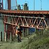 Biking on the No-Bike Coastal Trail