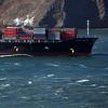 Kite Surfing the Shipping Lanes Near the Golden Gate Bridge