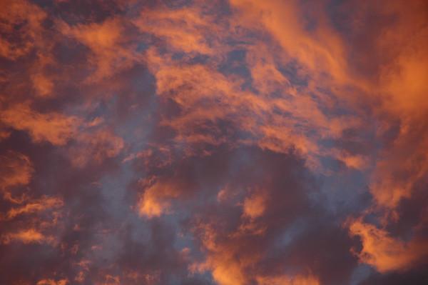 2006-09-22 Najaar: mooie lucht